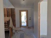 Primer in the entry hall